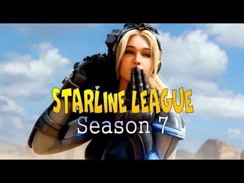 Турнир по StarCraft II Legacy of the Void Lotv 29 09 2019 Starline s7 ro16 группа A