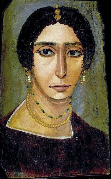 Фаюмские портреты Созданные в технике энкаустики погребальные портреты в Римском Египте I-III веков считаются жемчужиной древней египетской живописи. Свое название они получили по месту первой