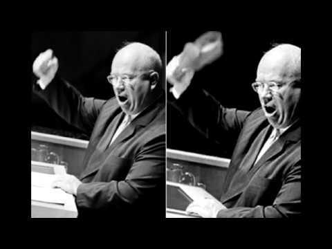 Как Хрущев миру Кузькину мать показывал Стучал ли генсек ботинком по трибуне в ООН