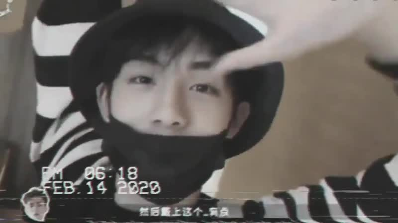 Your last time to see winwin before he leaves the country for good