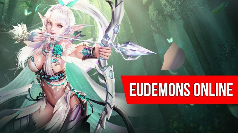 Eudemons Online Classic Free MMORPG Coming to Steam New 2020 Gameplay