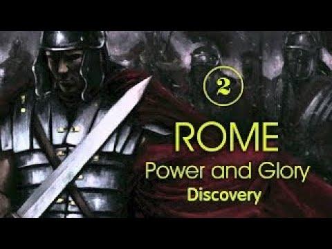 Discovery Рим Власть и Слава соблазн власти 3 серия