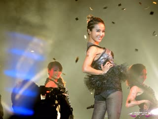 8 марта - Jolin Tsai - The Great Artist, Dancing Diva, Wandering Poet, Nothing Left To Say, Sun Will Never Set, Rewind - Intel