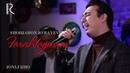 Shohjahon Jo'rayev - Farishtaginam (Jonli ijro 7 Studiya - Milliy TV)