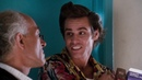 Ace Ventura: Pet Detective - House Owner And Pet's Scene