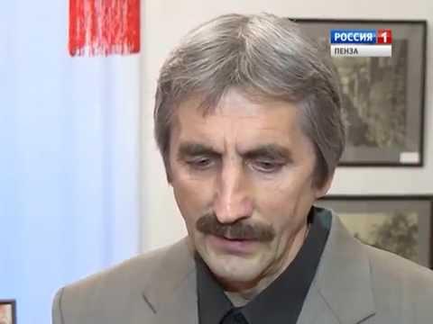 Интересная персона художник из Воронежа Владимир Гончаров