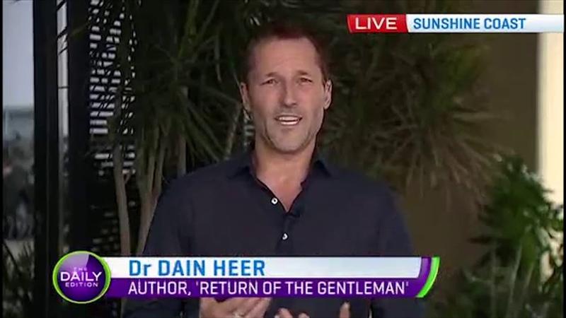 Dr Dain Heer - Speaker, Author Facilitator