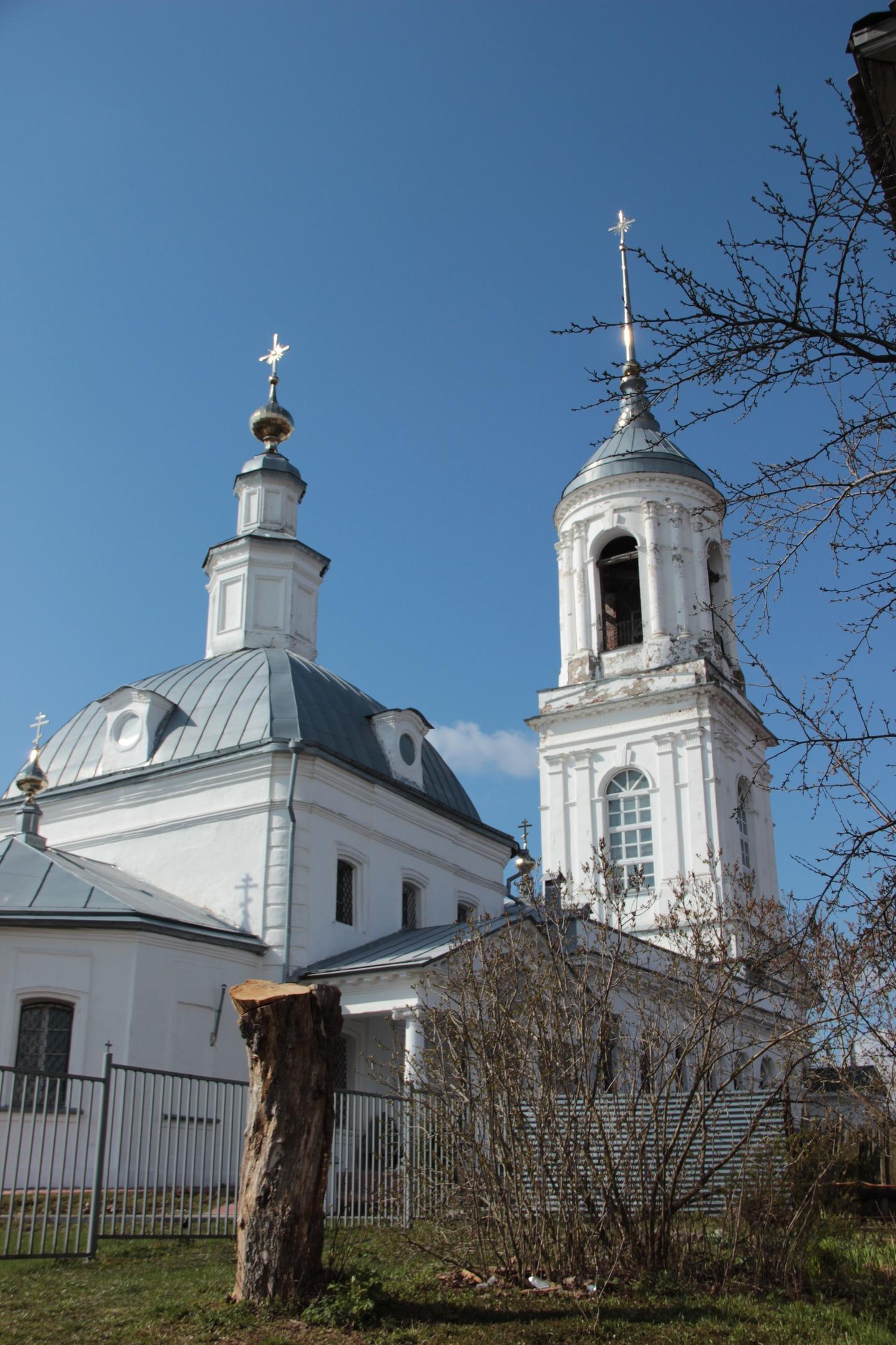 Церковь во имя Смоленской иконы Божией Матери