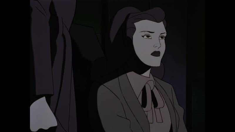 Batman Animated Series S02E02 - A Bullet for Bullock
