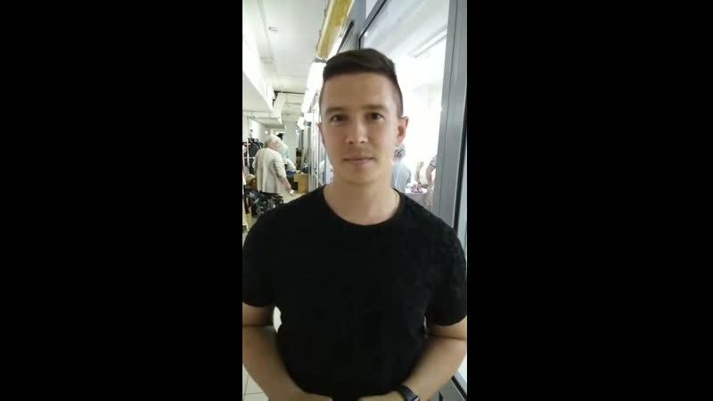 Попечитель Антон Ерунов рассказывает почему жертвует вещи в Charity market