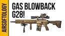 VFC DMR G28 Gas Blowback Rifle