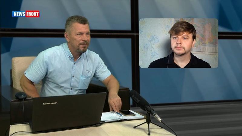 «Украина в войне» Новый политический телесериал с Зеленским. Александр Ведруссов