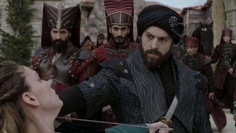 Великолепный век: Империя Кесем. Фарья и Мурад сражаются бок о бок! ПЕРВАЯ ВСТРЕЧА
