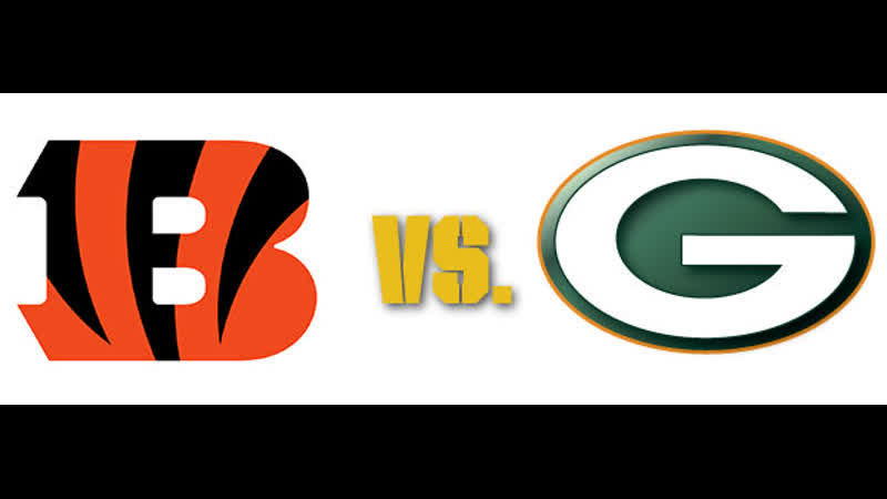 NFL 2017-2018, Week 03, Cincinnati Bengals - Green Bay Packers, EN