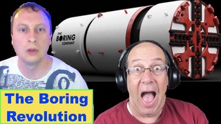 Will Interview: The Boring Revolution