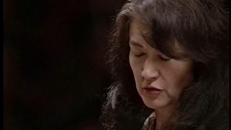 Chopin Piano Concerto No.1 Argerich Dutoit NHK Symphony Orchestra (1996 Movie Live)