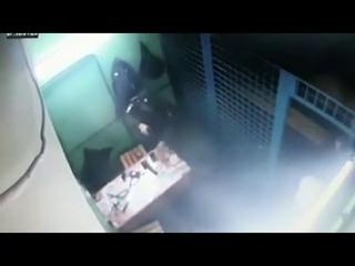 Опубликовано #видео момента #расстрела #полицейских в Москве