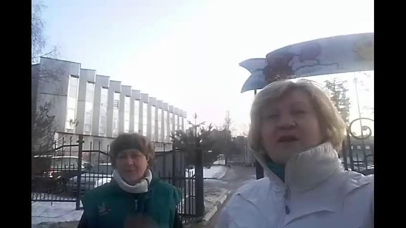 Утренний бег в Сказочном
