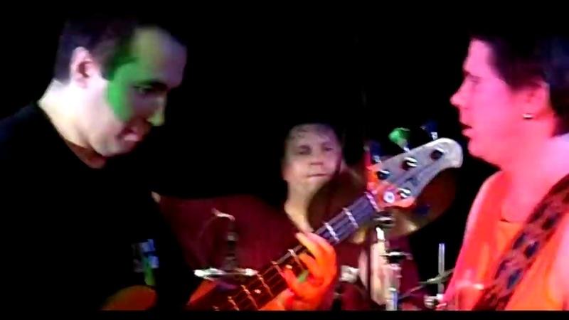Разные Люди Чиж – Когда (Буги-Вуги-Вуги) («Live Red Club», Питер, 05.02.2004)