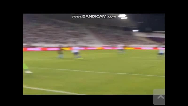 Футбол Лига Европы 18 07 2019 Хайдук Сплит Хорватия Гзира Юнайтед Мальта