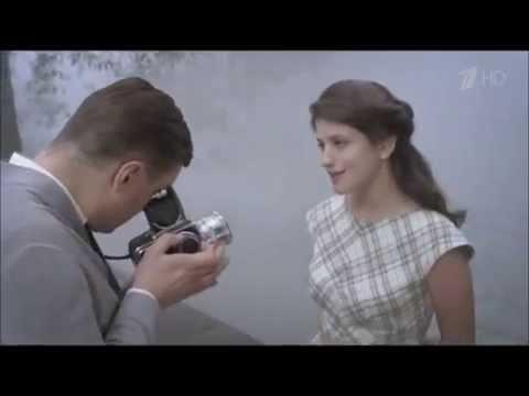 Портретная съемка приемы работы с моделью сериал Оттепель