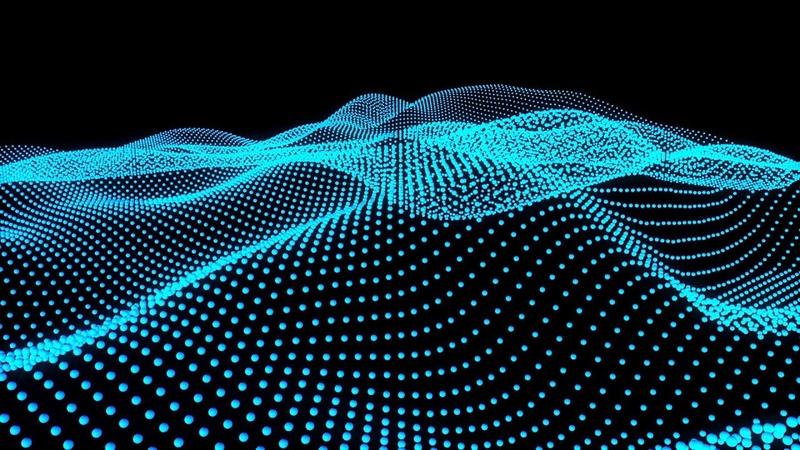 Cinema 4D Tutorial - Wave Effect Using Mograph Shader Effector