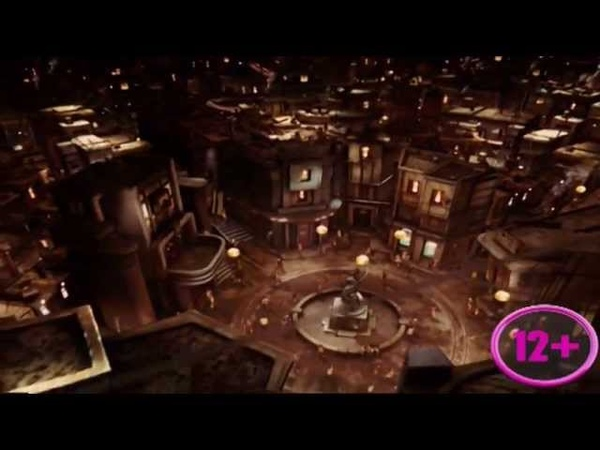 Disney Channel Russia ГОРОД ЭМБЕР CITY OF EMBER Promo