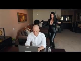 Brazzers big tits Busting On The Burglar Angela White Zach Wild, BBLIB Big Butts Like It Big February 07, 2019