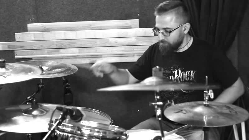В Погоне За Тенью Запись барабанов