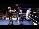 IBA Boxing Rachel Newbury v Dora Women's First Round Knockout
