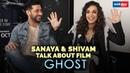 Sanaya Irani Shivam Bhargava talk about their upcoming movie Ghost | Exclusive Interview