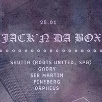 JACK'N DA BOX W SHUTTA Spb