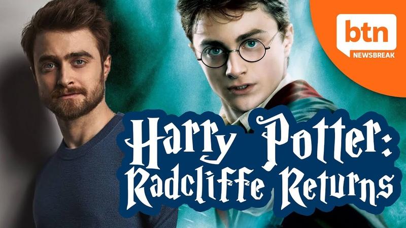 Harry Potter in 2020 Daniel Radcliffe Returns to JK Rowlings Wizarding World