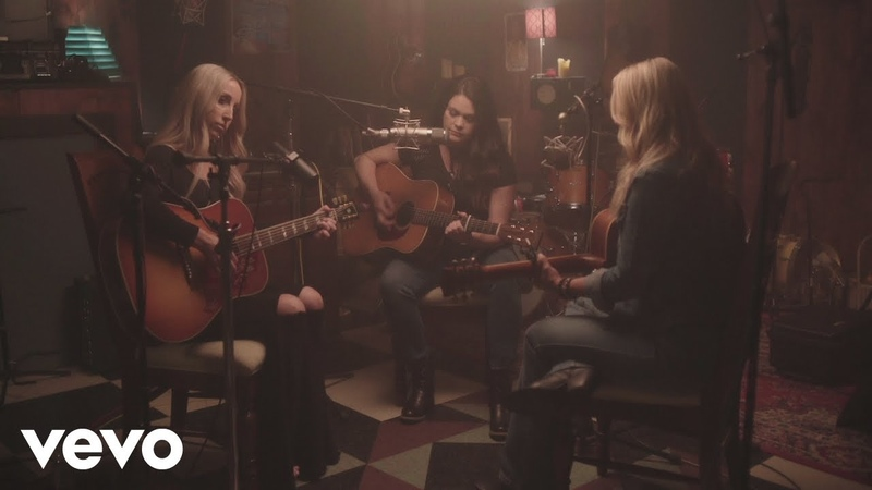 Pistol Annies Best Years of My Life Official Acoustic Video