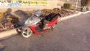Восстановление Китайского Скутера 150cc. Restoration Of A Chinese Scooter 150cc. 157qmg gy6 152qmi.