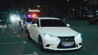 SILVA PRODUCTION - LEXUS IS F SPORT MOSCOW CITY