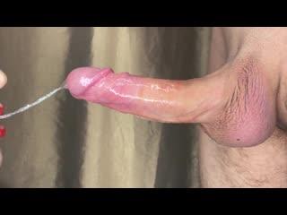 Волшебный минет) slobbering blowjob from julia with cum in throat. close up blowjob_jul