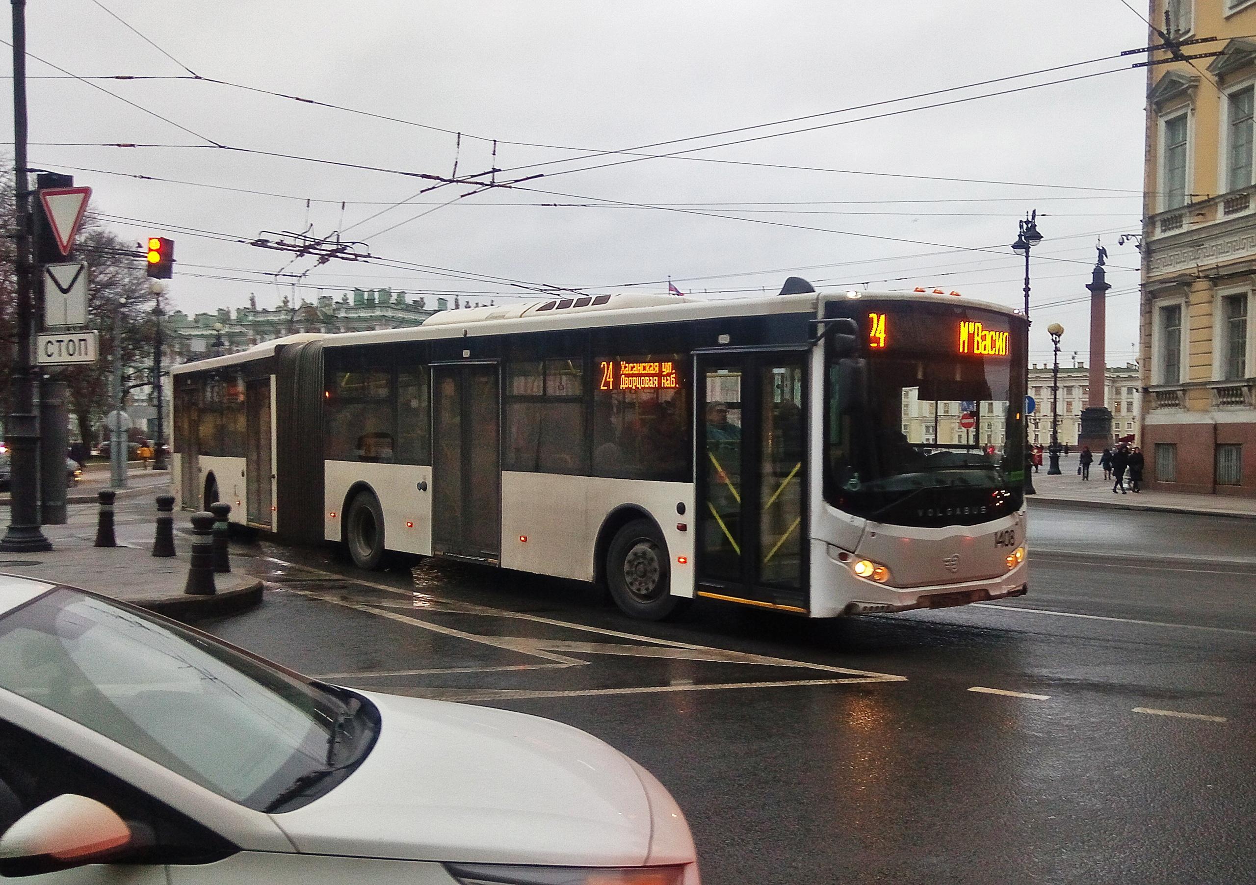 Автобус №24