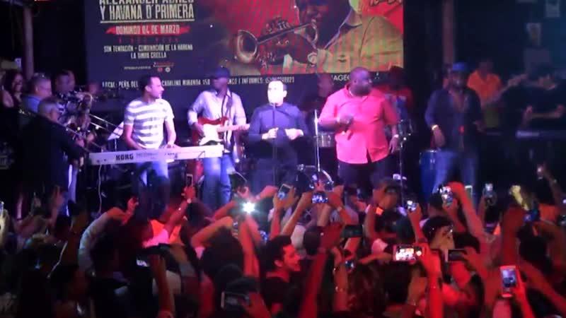 Alexander Abreu Y Havana D Primera __ Michel Maza Y Orquesta