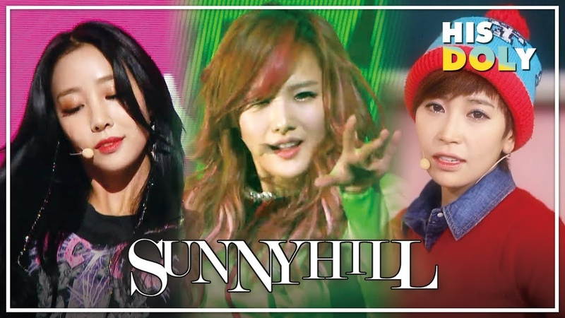 Sunny Hill Special ★Since Debut to NomNomNom★ (37m Stage Compilation