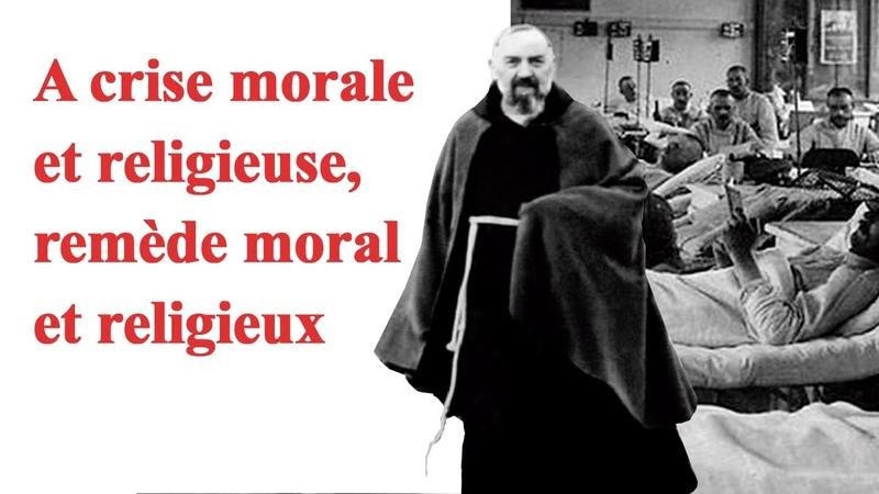 Coronavirus et le Padre Pio dans tout ça