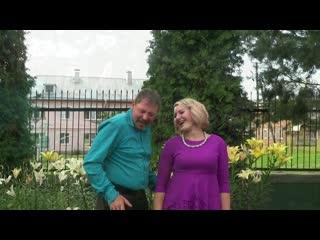 Дуэт Андрей Репников и Дарья Баборыгина (Поделим вместе небо)