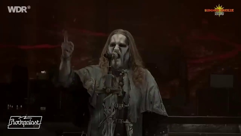 Powerwolf - We Drink Your Blood Live Summer Breeze 2018