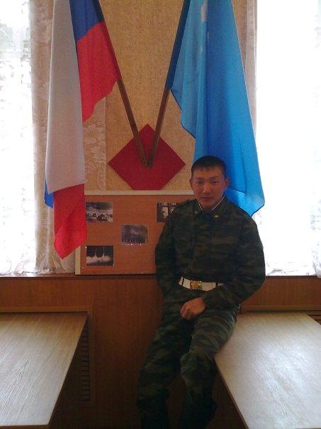 Алдар Ешеев, Улан-Удэ, Россия