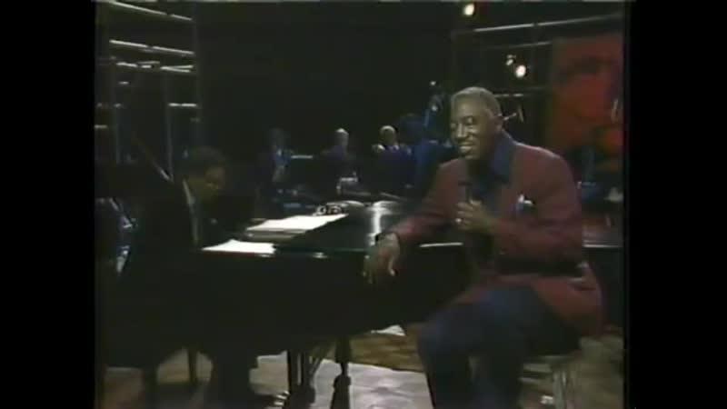 JOE WILLIAMS _Lush Life_ - 1981 DUKE ELLINGTON tribute (360p) (1)