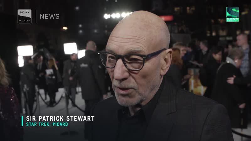Sony Movie News Звездный путь Пикар