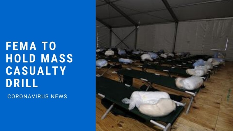 FEMA to Hold Mass Casualty Drill