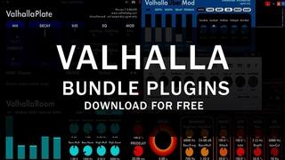 CRACK VALHALLA VST PLUGINS FL STUDIO (MAC and WINDOWS) FREE DOWNLOAD 2021