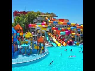Horus Paradise Luxury Resort 5* (Турция, Сиде)