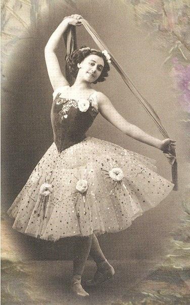 Красавина балерина фото